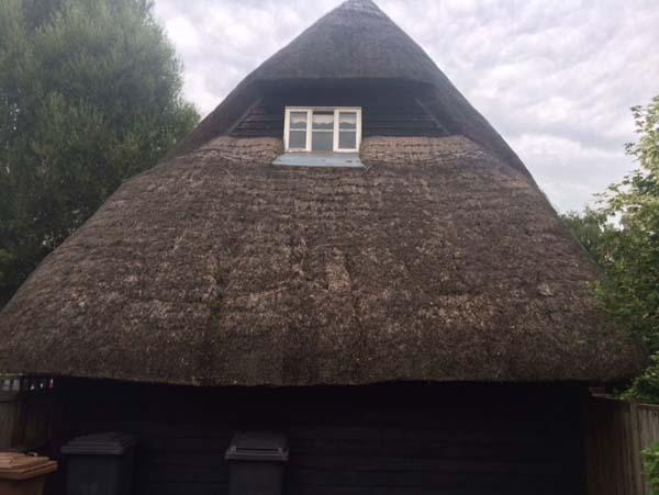 001 Keepers Cottage, Longparish - 1 - before