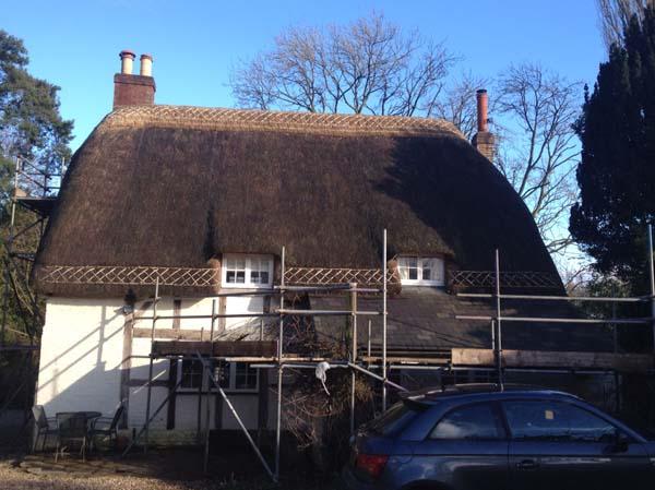 001 Yew Tree Cottage, Burgate -2-
