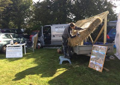 Thatching Demonstration – Downton Cuckoo Fair