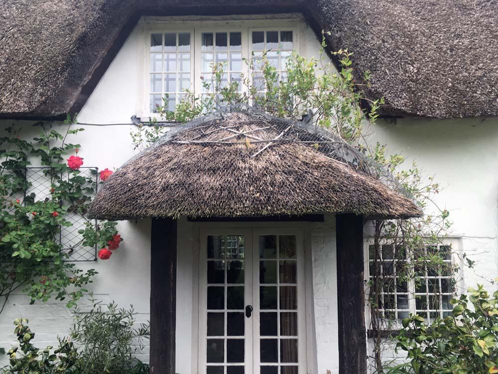 10. IMG_4007 - Winterborne Zelston - Porch 2 - Before