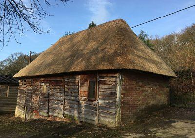 Godshill – Cob Barn